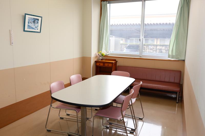 病棟面会室